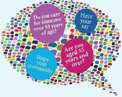 Drop In Session (people aged 55 years + and carers)