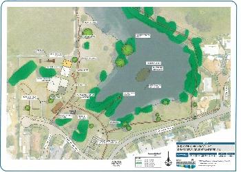 Aerial image of Broz Park